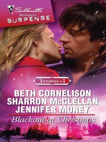Blackout-at-Christmas-Stranded-with-the-BridesmaidSanta-Under-CoverKiss-Me-on-Christmas-Silhouette-Romantic-Suspense-0