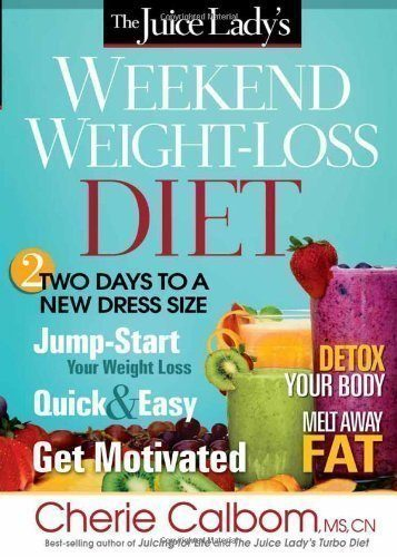 The-Juice-Ladys-Weekend-Weight-Loss-Diet-Two-Days-to-a-New-Dress-Size-0