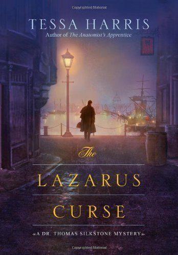 The-Lazarus-Curse-Dr-Thomas-Silkstone-Mystery-0