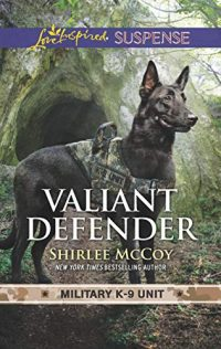 Valiant Defender (Military K-9 Unit)