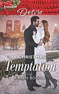 A Christmas Temptation (The Eden Empire Book 1)