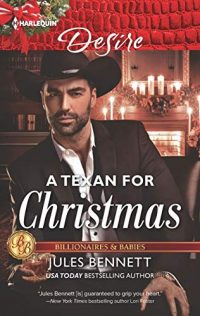 A Texan for Christmas (Billionaires and Babies Book 2626)