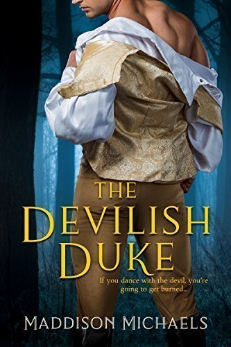 THE DEVILISH DUKE Wins Ruby Award