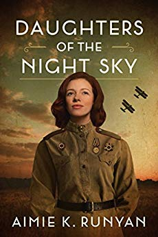 DAUGHTERS OF THE NIGHT SKY is a Colorado Book Award Finalist