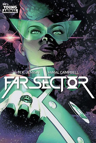 New Green Lantern Series by N.K. Jemisin