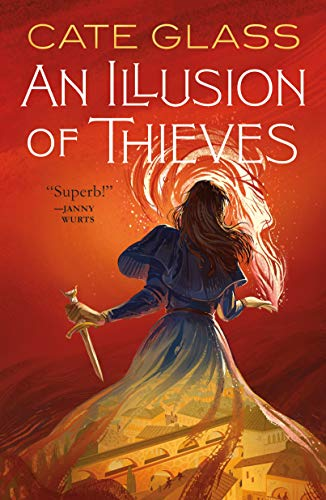 AN ILLUSION OF THIEVES Wins Colorado Book Award
