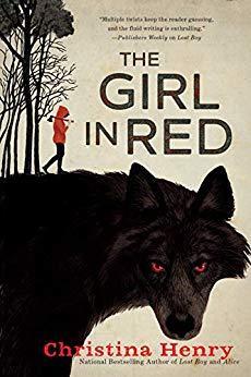 THE GIRL IN RED Still a B&N Bestseller