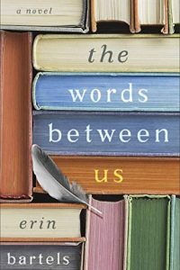 THE WORDS BETWEEN US Finalist for Christy Awards