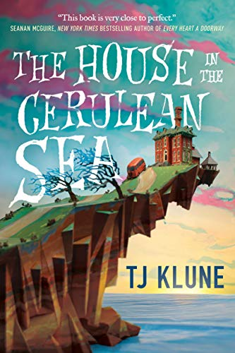 THE HOUSE IN THE CERULEAN SEA in Wall Street Journal