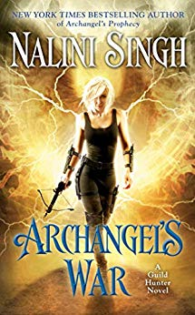ARCHANGEL'S WAR #5 on New York Times Bestseller List