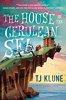T.J. Klune's THE HOUSE IN THE CERULEAN SEA Reveled at LGBTQ Reads