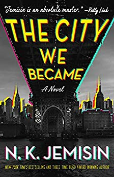 THE CITY WE BECAME on Bestseller Lists