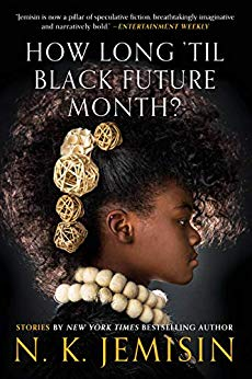 HOW LONG 'TIL BLACK FUTURE MONTH? Up for Best Collection in the World Fantasy Awards