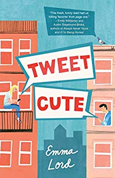TWEET CUTE in BookBub