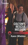 Colton's Rescue Mission (The Coltons of Roaring Springs Book 2067)