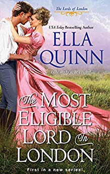 Great Review for THE MOST ELIGIBLE LORD IN LONDON