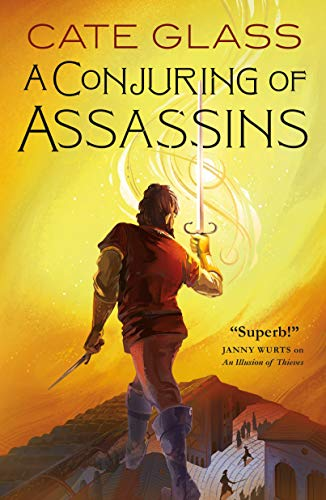 A CONJURING OF ASSASSINS in Kirkus