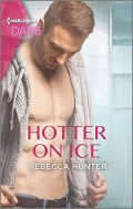 Hotter on Ice: A Scorching Hot Romance (Blackmore, Inc. Book 4)