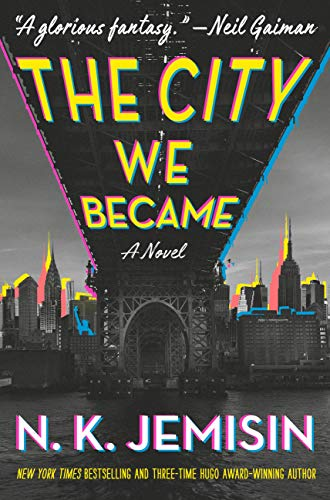 THE CITY WE BECAME in People
