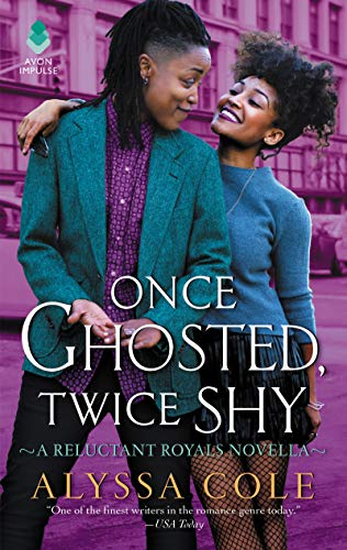 ONCE GHOSTED, TWICE SHY a Lambda Literary Awards Finalist
