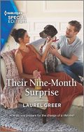 Their Nine-Month Surprise (Sutter Creek, Montana Book 4)