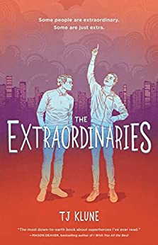 Nice Review for THE EXTRAORDINARIES