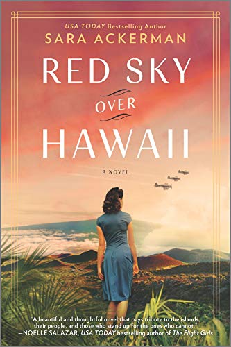 RED SKY OVER HAWAII Featured in Woman's World