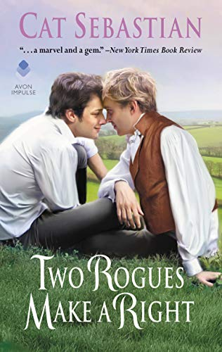 Starred Review for TWO ROGUES MAKE A RIGHT