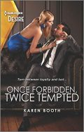 Once Forbidden, Twice Tempted (The Sterling Wives Book 1)