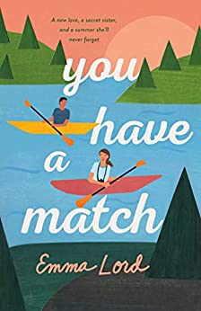Kirkus Gives YOU HAVE A MATCH Fantastic Review